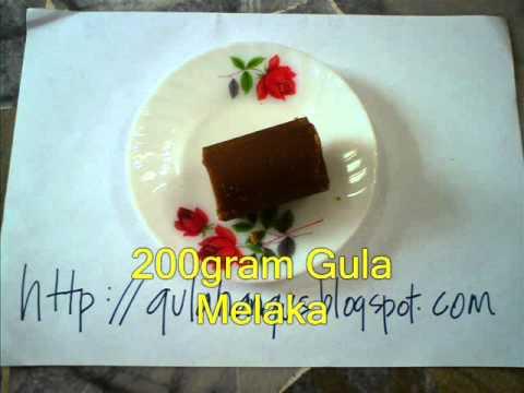 Resepi Puding Cendol Gula Melaka ( jeBateja 30 )