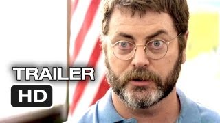 The Kings of Summer Official Trailer (2013) - Nick Offerman, Alison Brie Movie HD