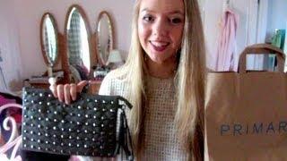 missbeautyblonde – Primark, New Look & Romwe HAUL!