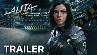 ALITA: BATTLE ANGEL  OFFICIAL HD TRAILER #3  2019