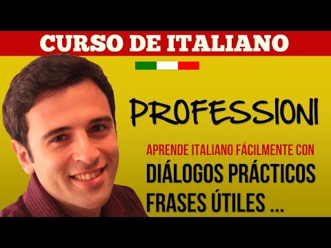Curso de Italiano 3 Frases en Italiano - Aprender Italiano
