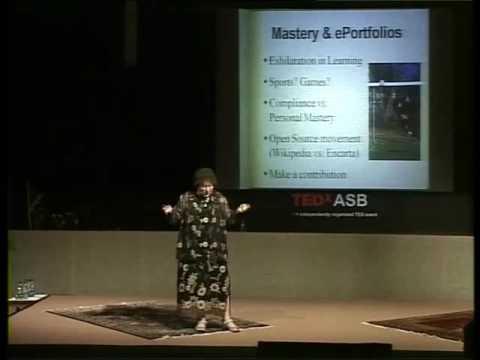 TEDxASB - Helen Barrett - 2/25/10