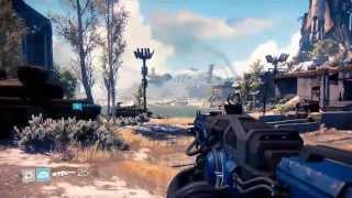 Destiny Gameplay Walkthrough E3 2013 Demo [HD] (Destiny PS4/Xbox One/360/PS3) E3M13