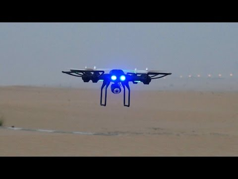 Flying Daddy Longlegs JJRC H28 Quadcopter Flight Testing - UCsFctXdFnbeoKpLefdEloEQ