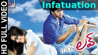 Infatuation Song - 100 % Love Movie