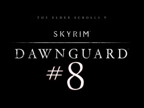 Skyrim Dawnguard DLC PC Walkthrough / Gameplay Part 8 - The Quest for Mom