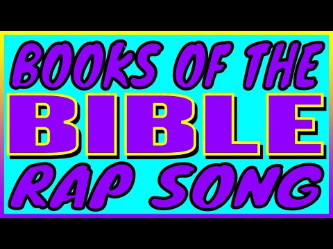 The BIBLE Song (rap and sing) lyric video -clx8LH-NSzg