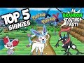 Top 5 Coolest Looking Shiny Pokemon in X and Y
