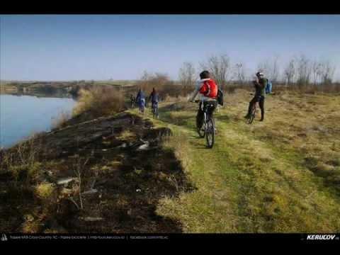 VIDEOCLIP Traseu MTB Bucuresti - Chitila - Ciocanesti - Centura Cicloturistica Bucuresti