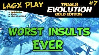 Worst Insults EVER - LAGx Play Trials Evolution: Gold Edition #7