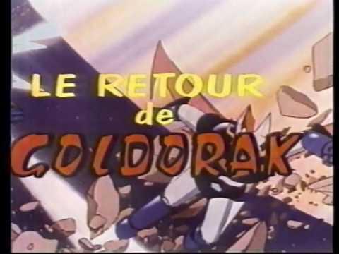 Le Retour de Goldorak - Chanson thème / Theme Song poster