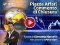 Commento Tecnico di Chiusura del 12 Marzo 2014