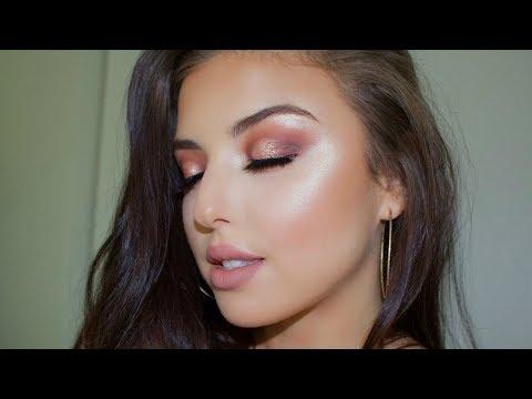 Bronzed Goddess Makeup Tutorial | Tanya Cheban - UCvIwi6KCreq5bR1S7e6umdQ