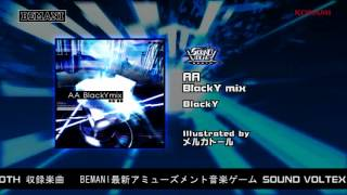 【SOUND VOLTEX BOOTH】AA BlackY mix / BlackY
