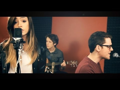 &quot;Catch My Breath&quot; - Kelly Clarkson - Official Cover Video (Alex Goot &amp; Against The Current)
