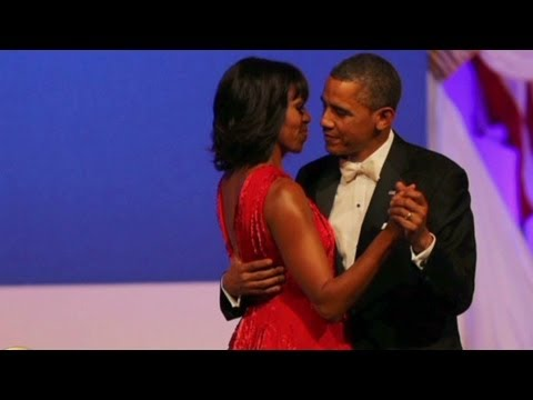 First lady wears Jason Wu dress to inaugural ball