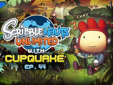 """THE END"" Scribblenauts Unlimited Ep 44"