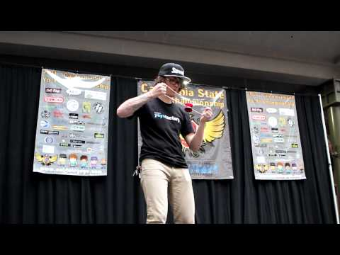 YoYoFactory Presents: Tyler Severance California State Contest 2011 5th place