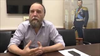 """Александр Дугин: """"Из Украины необходимо изгнать дьявола"""""""