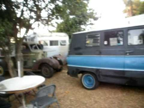 Dodge A100 Daily Driver vs. 1940 Chevy Rat Rod Truck Project - 2