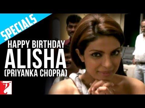 Happy Birthday Alisha (Priyanka Chopra) - Pyaar Impossible - www.pyaarimpossible.in