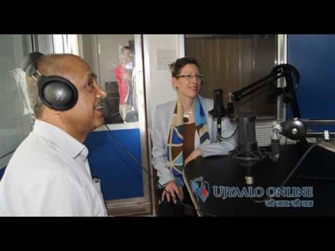 Interview with US Ambassador to Nepal Alaina B Teplitz