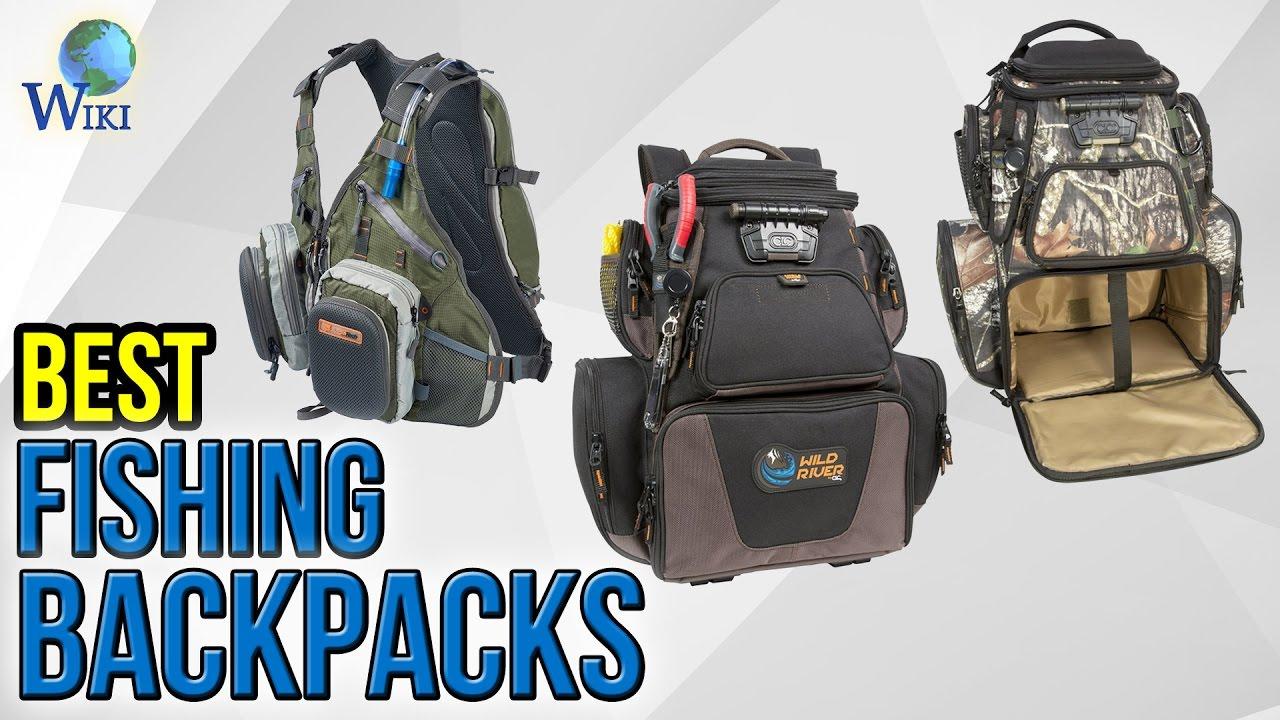 10 best fishing backpacks 2017 for Shimano fishing backpack