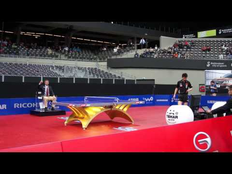 Table Tennis WTTC 2011 Rotterdam Zhang Jike - 1