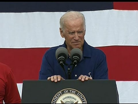 (Joe Biden) Honors Unions, Middle Class on Labor Day   9/1/14