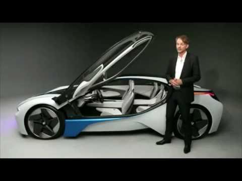 BMW i8 BMW New Brand Geneva 2011+ The 1st Car For 2013 Carjam Car Radio Show