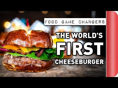 Reviewing the Cheeseburger from the BIRTHPLACE of the Cheeseburger | Game Changers #AD