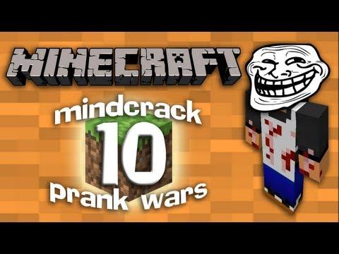 Mindcrack Prank Wars - EP10 - O Canada