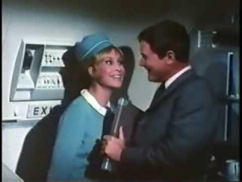 I Dream of Jeannie on TWA - 1968