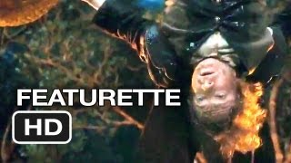 The Hobbit: An Unexpected Journey - Post Production Featurette (2012) Peter Jackson Movie HD