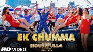 Ek Chumma Video | Housefull 4