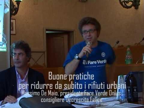 RIFIUTI ZERO - Paul Connett a Tagliacozzo (Sintesi 2/12)