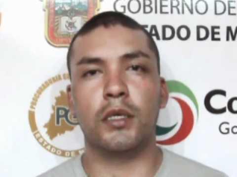 Ex policía federal, detenido por 9 homicidios; operaba para El Hongo