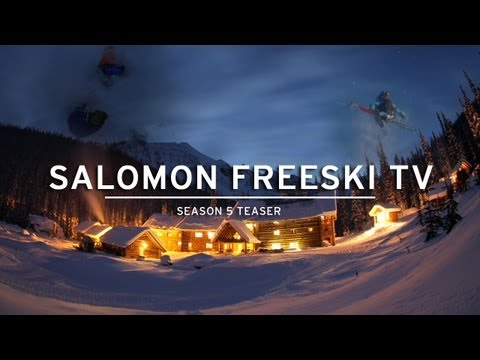 Salomon Freeski TV Season 5 Teaser