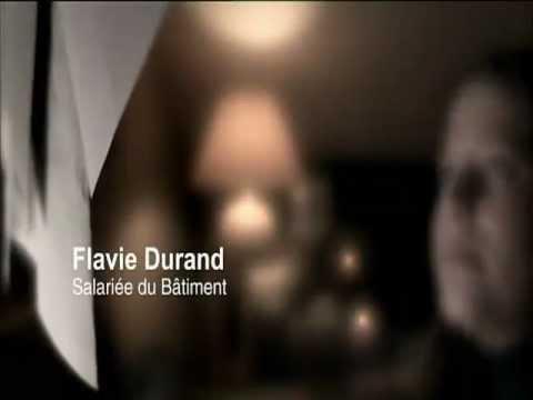 Flavie DURAND, 26 ans, Salariée du bâtiment