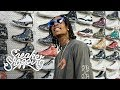 wiz khalifa goes sneaker shopping with complex