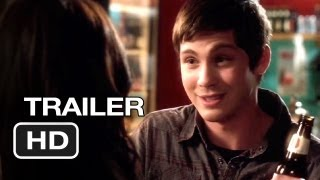 Stuck In Love Official Trailer (2013) Logan Lerman, Greg Kinnear Movie (HD)