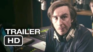 Alan Partridge: Alpha Papa Official Trailer (2013) - Steve Coogan Movie HD