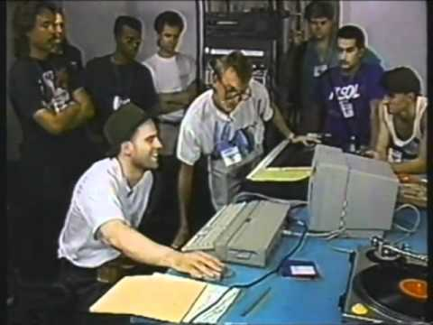Early Documentary about Sampling (1988)