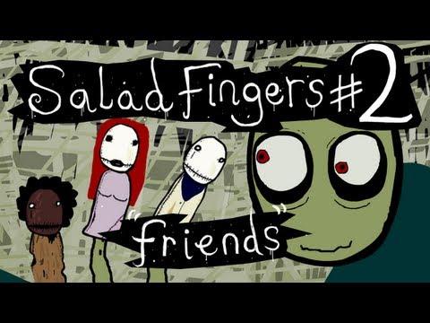 Salad Fingers - Friends