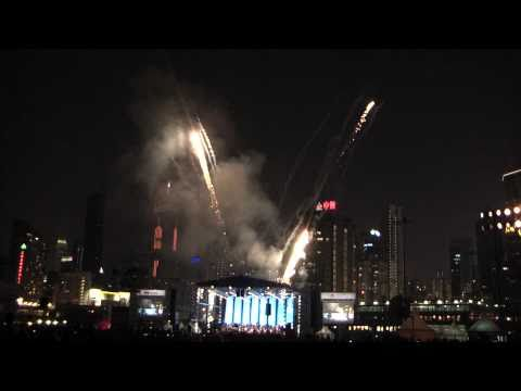 Tchaikovsky's 1812 Overture (Finale) with Fireworks - Hong Kong Philharmonic Orchestra HD