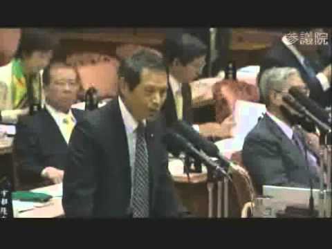 闇の指揮権発動か?菅元総理と仙谷元官房長官の参考人招致要求