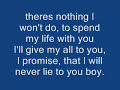 Ciara: Promise - With Lyrics