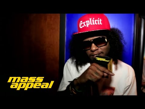 Off Tha' Wall: Ab-Soul talks Munchies, Selling Cell Phones and Dance Battles