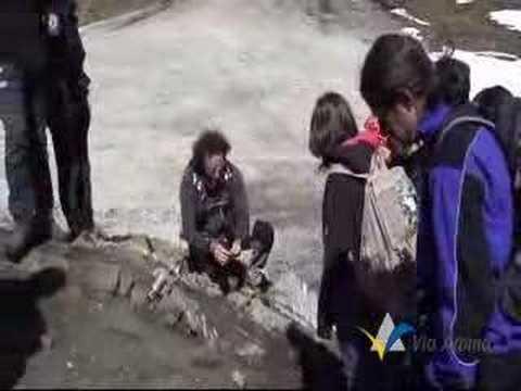 Educazione ambientale sulla Via Alpina in Val di Fassa - 1