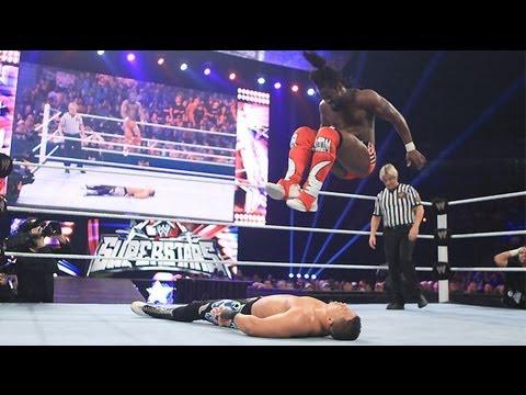 WWE Superstars - December 1, 2011